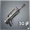 Burst Assault Rifle Common