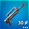 Burst Assault Rifle Rare
