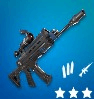 Scoped Assault Rifle Icon