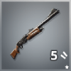 Pump Shotgun Uncommon