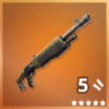 Pump Shotgun Legendary