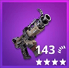 Tactical Submachine Gun Icon