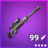 Bolt-Action Sniper Rifle Rare