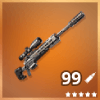 Bolt-Action Sniper Rifle Legendary