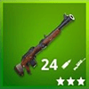 Hunting Rifle Icon