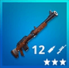 Hunting Rifle Rare