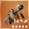 Grenade Launcher Legendary