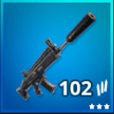 Suppressed Assault Rifle Rare