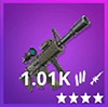 Thermal Scoped Assault Rifle Epic