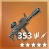 Thermal Scoped Assault Rifle Icon