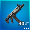 Submachine Gun Rare