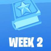 Icône de défi de la semaine 2