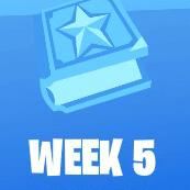 Week5 Challenge Icon