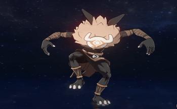 Hilichurl Fighter