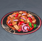 Flash-Fried Filet