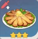 Sautéed Matsutake