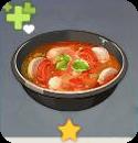 Radish Veggie Soup