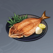 Dry-Braised Salted Fish
