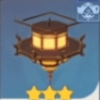 Eight-Sided Lantern: Lucky Day