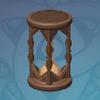 Exquisite Hourglass Ornament