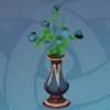 Flower Arrangement: Baby Blue Tranquility