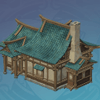 Liyue House: Solitary Retreat