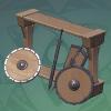Fir Weapon Rack
