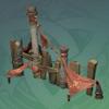 Hilichurl Totem Fence