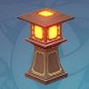 Four Corners Lantern: Amity From Afar