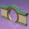 Perimeter Wall: Scenic Archway