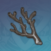 Jeweled Branch Of a Distant Sea