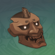 Mask Of The Wicked Lieutenant