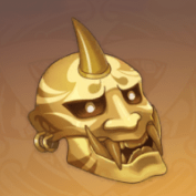 Mask Of The Kijin