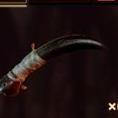 Spider Fang Dagger