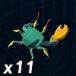 Razorclaw Crab