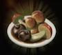 Glazed Mushroom