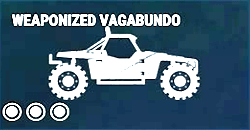 WEAPONIZED VAGABUNDO Image
