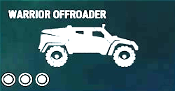 WARRIOR OFFROADER Image