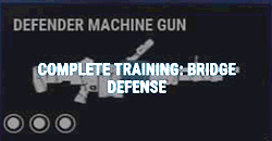 DEFENDER MACHINE GUN Image