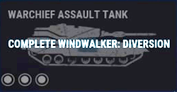 WARCHIEF ASSAULT TANK Image