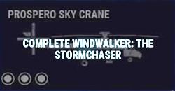 PROSPERO SKY CRANE Image