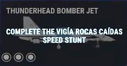 THUNDERHEAD BOMBER JET Image