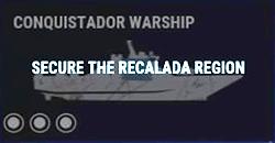 CONQUISTADOR WARSHIP Image