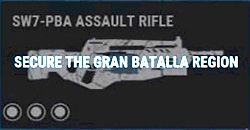 SW7-PBA ASSAULT RIFLE Image