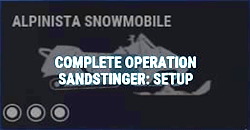 ALPINISTA SNOWMOBILE Image