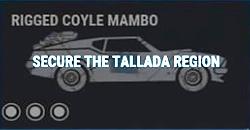 RIGGED COYLE MAMBO Image