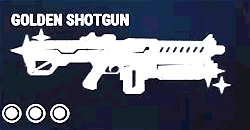 GOLDEN SHOTGUN Image