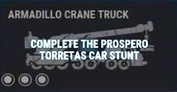 ARMADILLO CRANE TRUCK Image