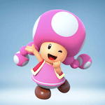 Toadette icon