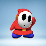 Shy Guy icon